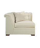 Kent Tufted Corner Chair