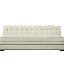 Kent  M2M® Made To Measure Tufted Armless Sofa