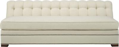 Kent Made To Measure Tufted Armless Sofa