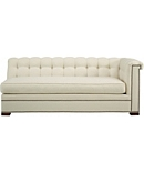 Kent  M2M®  Made To Measure Tufted Right-Arm Facing Sofa