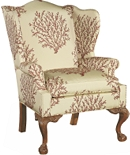 Sherwood Forest Wing Chair