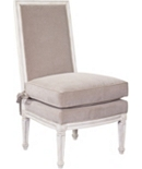 Delphine Slipper Chair