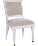 Trouvais Dining Chair with Upholstered Back