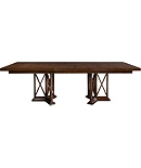 Worth Dining Table Base & Top