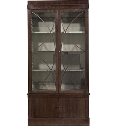 Phenomenal Artisan 2 Door Ash Grand Cabinet W Glass Doors From The 1911 Theyellowbook Wood Chair Design Ideas Theyellowbookinfo