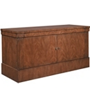 Artisan 2-Door Mahogany Grand Cabinet Base