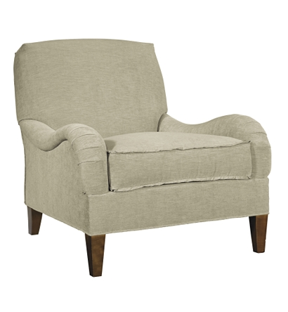 Phenomenal Emory Chair With Exposed Legs From The Suzanne Kasler Creativecarmelina Interior Chair Design Creativecarmelinacom