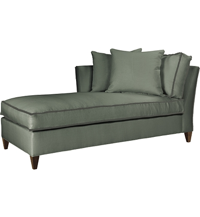 Leigh Left Arm Facing Chaise From The Suzanne Kasler