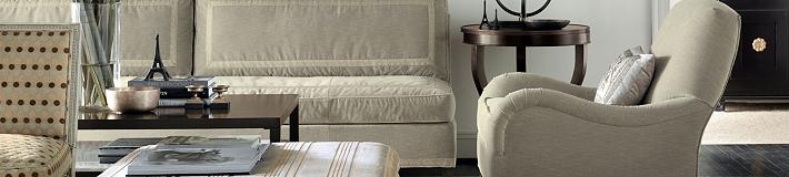 Suzanne Kasler® Living Room, Den & Foyer