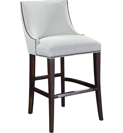 hunt bar stool from the suzanne kasler collection by hickory chair
