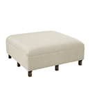 Inman  M2M® Made To Measure Ottoman