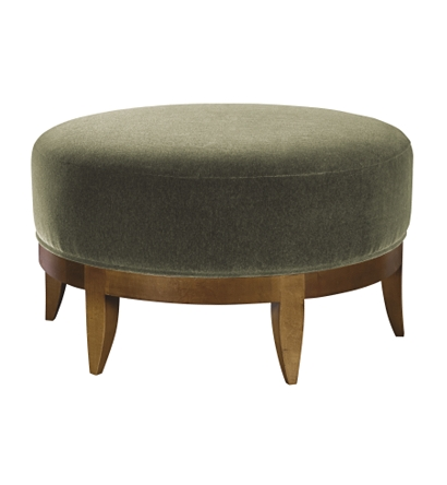 auburn large stool from the suzanne kasler collection by hickory