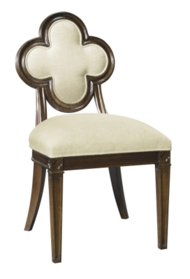 Alexandra Side Chair  sc 1 st  Hickory Chair & Alexandra Side Chair from the Suzanne Kasler® collection by ... islam-shia.org