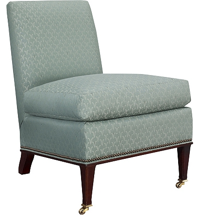 Madeleine Slipper Chair From The Suzanne Kasler Collection By Hickory Chair Furniture Co