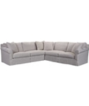 Celine Made To Measure Left-Arm Facing Sofa & Right-Arm Facing Corner Sofa