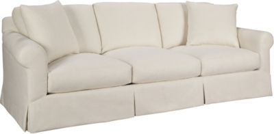 Attractive Celine Skirted Sofa