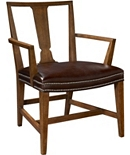Surry Arm Chair - Mahogany