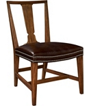 Surry Side Chair - Mahogany