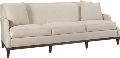 monroe long sofa from the suzanne kasler collection by hickory rh hickorychair com long chair couch sofa long sofa chair for sale