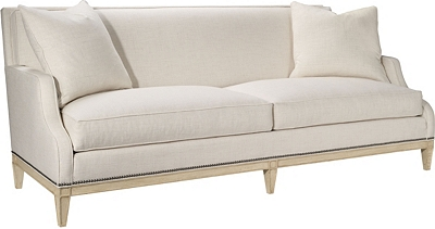 Hickory Hill Furniture Pillow Back Sofa