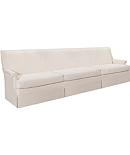 Virginia Skirted Sofa