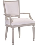 Velours Dining Arm Chair