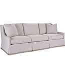 Chatham Sofa with Dressmaker Skirt
