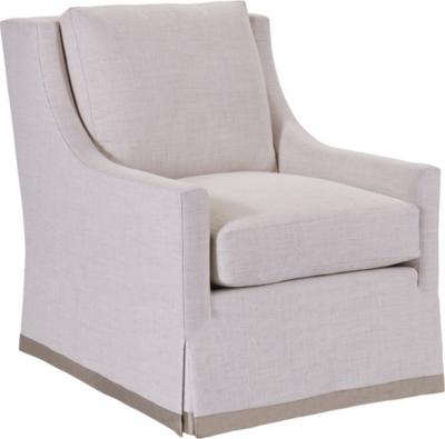 Chatham Chair With Dressmaker Skirt