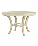 Collier Dining Table Base (only)