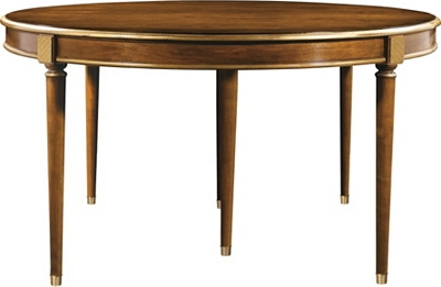 choate dining table from the suzanne kasler® collectionhickory
