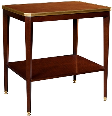 austell side table wood top (only) from the suzanne kasler