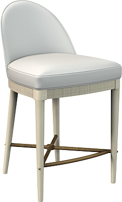 Laurent Counter Stool from the Suzanne Kasler collection by