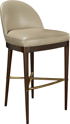 Laurent Bar Stool From The Suzanne Kasler 174 Collection By