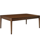 Slaton Wood Top Coffee Table