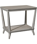 Rye Rectangular Side Table - Ash