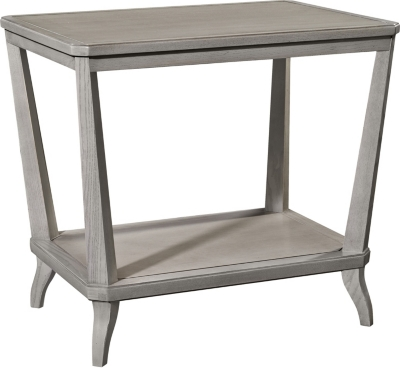 Rye Rectangular Side Table   Ash