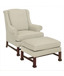 Marlborough Leg Lounge Chair