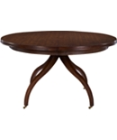 Ingold Round Expansion Top - Mahogany