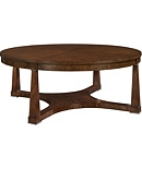 Bowman Cocktail Table - Mahogany