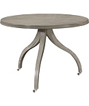 Ingold Center Table Top & Base - Ash