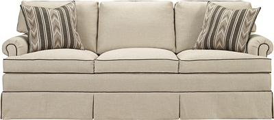 Guthery Sofa from the Upholstery collection by Hickory Chair