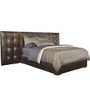 Soho Upholstered Bed (5/0 Queen)
