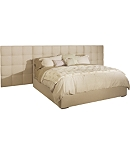 Soho Upholstered Bed (6/6 King)
