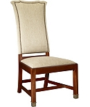 Sebastian Upholstered Back Side Chair