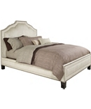 Fifth Avenue Twin Upholstered Bed