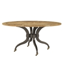 Sutherland Dining Table Base & Top