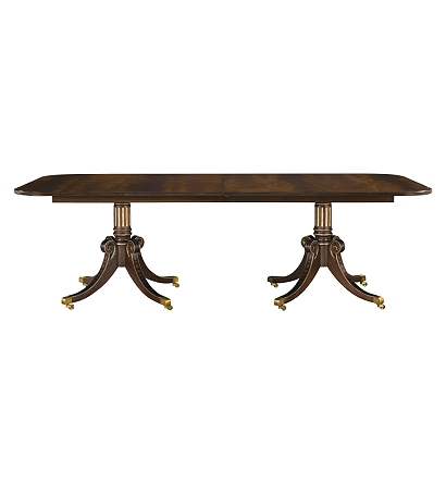 Newport dining table top 96 144 base requires 2 for 144 dining table
