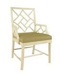Fretwork Arm Chair