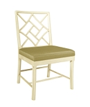 Fretwork Side Chair