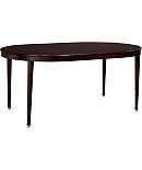 Boden Round Mahogany Dining Table